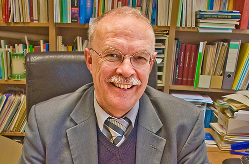 Prof. em. Dr. Frieder Dünkel, Chair of Criminology1992-2015